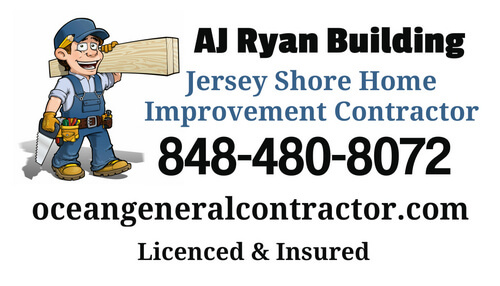 AJ Ryan Builders Logo card